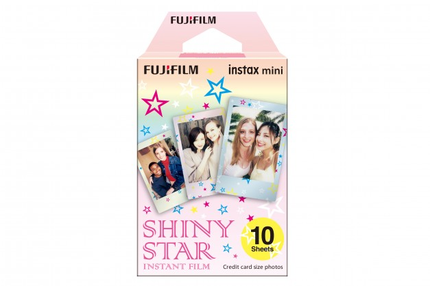 INSTAX mini film 10 STAR GLASS WW1